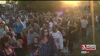 No Zombie Walk this year - Video
