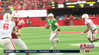 Scott Frost Impressed With Martinez's Composureo - Video
