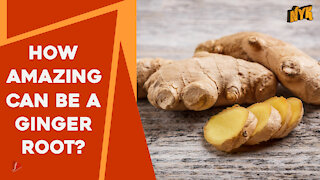 Top 4 Amazing Health Benefits Of Ginger You Should Know *