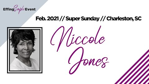 NICCOLE JONES - The 4 Color Personalities of MLM // Super Sunday February 2021