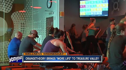 Wellness Wednesday: Orangetheory Fitness