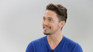 Jackson Rathbone on the Incredible True Story Behind 'Heart, Baby!'