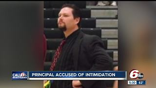 High school principal accused of intimidation in Wayne County - Video