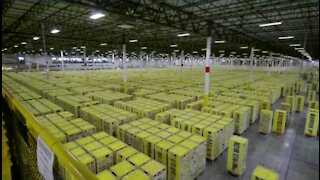 Amazon hiring a thousand people for holiday season