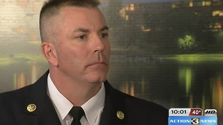 New Fire Chief selection draws criticism - Video