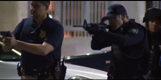Vegas authorities give behind-the-scenes look at active shooter training