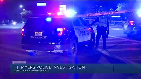 Police investigate Fort Myers shooting on Winker Ave.