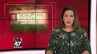 Graduate students want trustees, Engler to leave MSU - Video