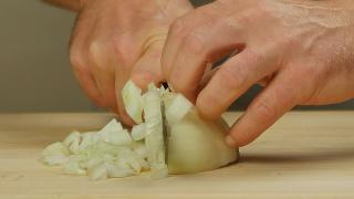 How to Peel and Chop an Onion - Video