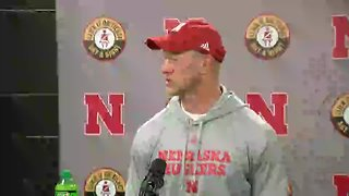 Scott Frost full post game press conference after win over Minnesota - Video