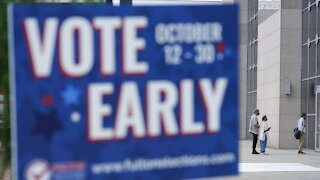 Georgia Begins In-Person Early Voting