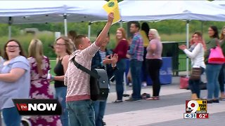 American Idol auditions in Kentucky
