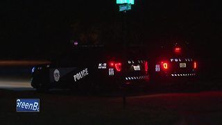 De Pere police search for suspect after pursuit - Video