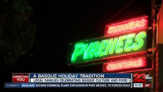 Basque Community Holiday Tradition