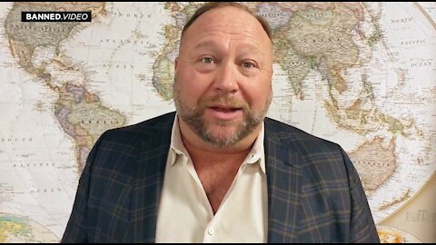 FULL VIDEO: Alex Jones Makes Very Clear Point