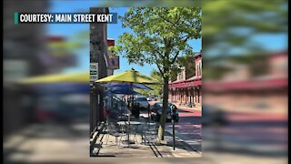 Franklin Avenue closing to make way for outdoor dining area in Kent