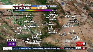 Bakersfield Christmas Parade forecast 3 - Video
