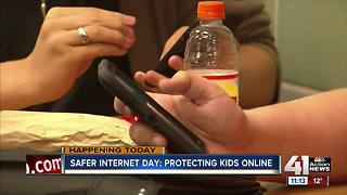 Safer Internet Day: Protecting kids online - Video