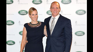 Zara Tindall is pregnant with her third child!
