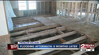 Flooding aftermath: six months later