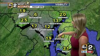 Maryland's Most Accurate Weather - Cold Front Coming