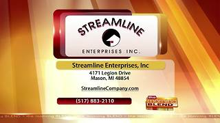 Streamline Enterprises - 11/07/17 - Video