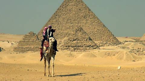 Travel Egypt: Land of pyramids and temples