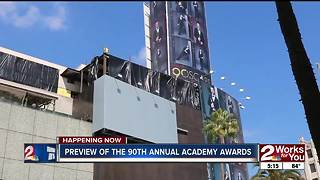 Preview of the 90th annual Academy Awards - Video