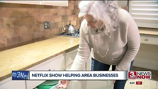 Netflix series helping area businesses