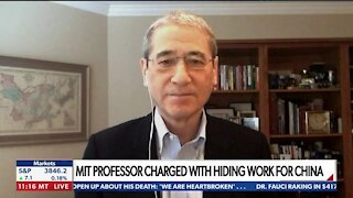 CHANG: MIT TAKING SIDE OF CHINA OVER U.S.
