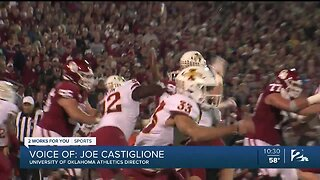 """Joe Castiglione: """"We may not have a perfect solution"""" for 2020 College Football season"""