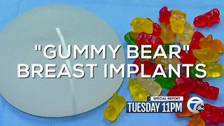 Tuesday at 11: Gummy Bear breast implants - Video