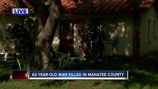 62-year-old man found dead in the doorway of his Bradenton home, deputies say - Video