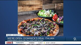 Dominick's Real Italian offering takeout meals