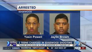 Two teens arrested after 19-year-old killed during drug deal in high school parking lot - Video