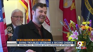 Giving troubled veterans a second chance