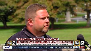 Tyler Tessier stood hugging family at press conference Monday - Video