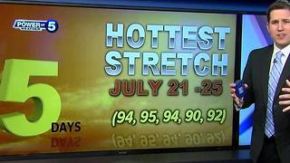 Weather Extremes of 2016 - Video