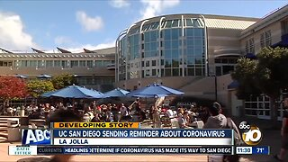UC San Diego taking precautions amid coronavirus outbreak