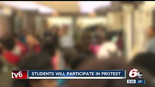 Central Indiana students to participate in National Walkout - Video