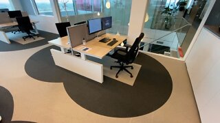 Back To Work: Redesigning The Office Workspace
