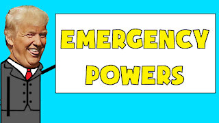 The President's Emergency Powers