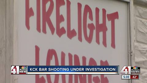 Man shot, killed inside KCK's Firelight Lounge