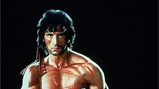 Sylvester Stallone Shares Behind-The-Scenes Of 'Rambo V'