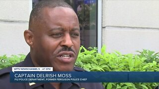 Former Ferguson police chief says better relationships between police, community critical