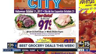 Going to the grocery store? Check out these deals! - Video
