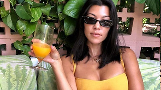 Kourtney Kardashian Partying Nonstop Amid Younes Bendjima Breakup