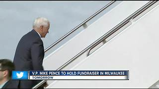 Vice President Mike Pence to tour Weldall Manufacturing in Waukesha - Video