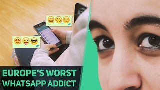 #Firstworldproblems: WhatsApp addiction is real - Video