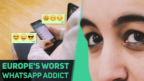 #Firstworldproblems: WhatsApp addiction is real